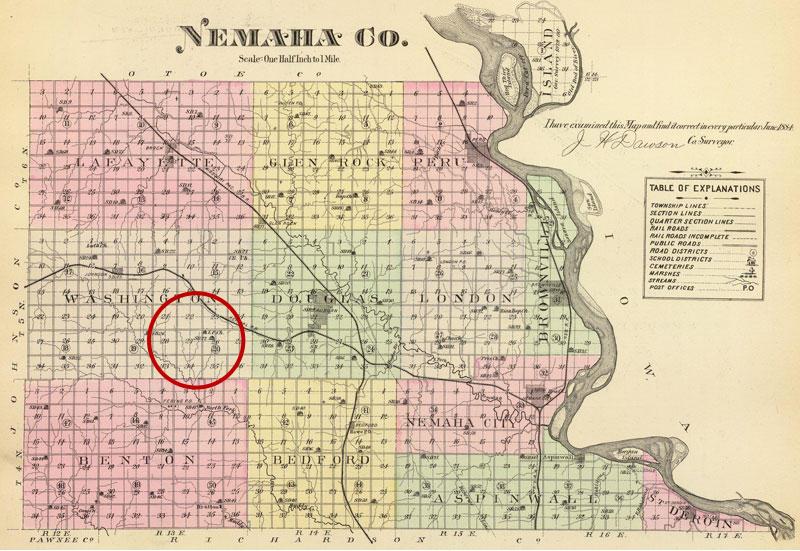 Nebraska-frauen, die männer suchen